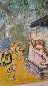 Madeline tigre