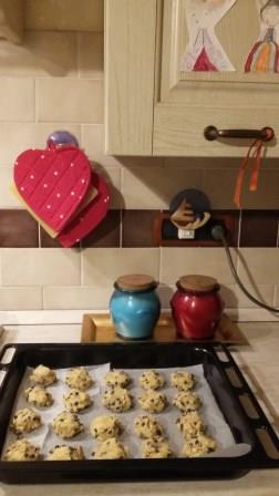 cookies da cuocere