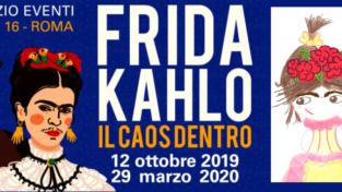 Mostra Su Frida Khalo