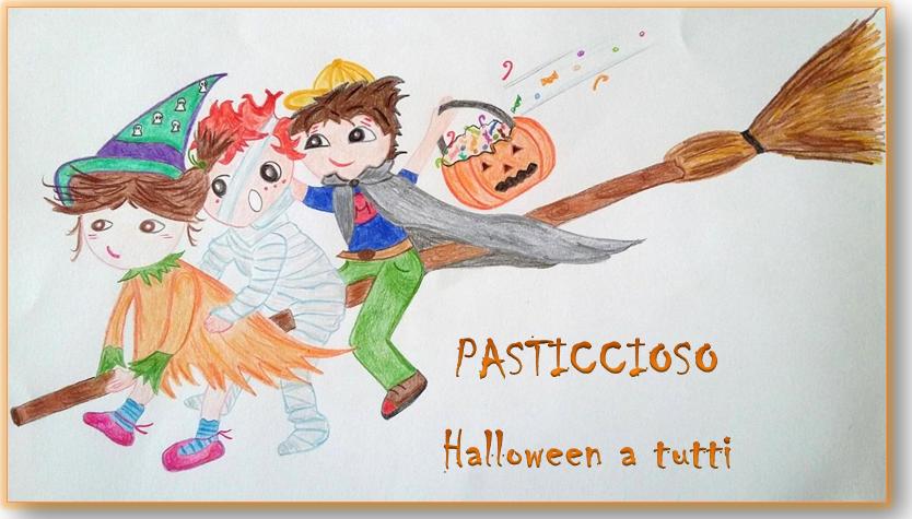 Halloween Per La Principessa Pasticcio