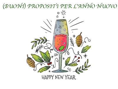 Propositi anno nuovo