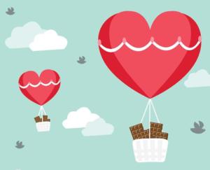 Pasticcio per San Valentino