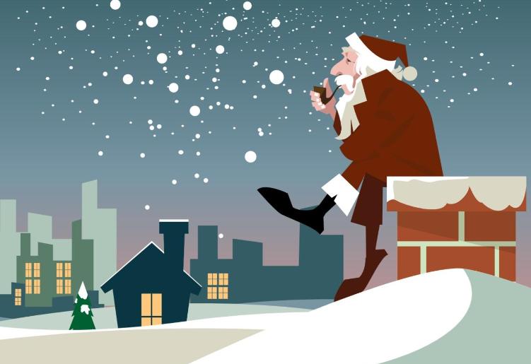 Babbo Natale Mirto